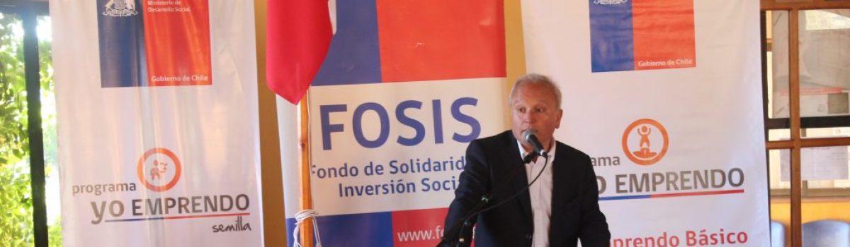 Certificacion Fosis Capital Semilla Año 2013
